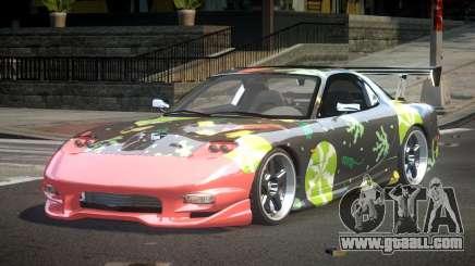 Mazda RX7 SP-I S5 for GTA 4