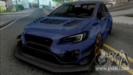 Subaru Impreza WRX STi Varis for GTA San Andreas
