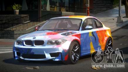 BMW 1M E82 US S2 for GTA 4