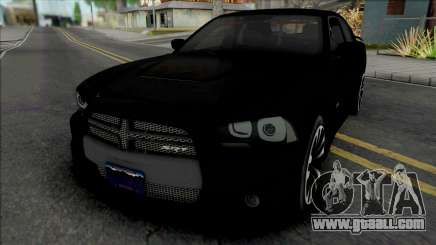 Dodge Charger SRT8 Undercover for GTA San Andreas