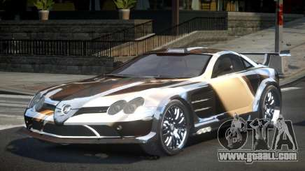 Mercedes-Benz SLR US S8 for GTA 4