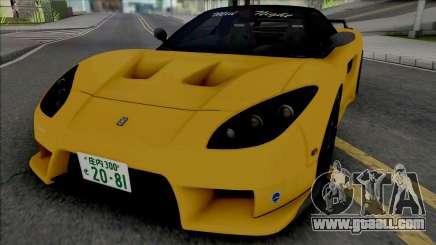 Honda NSX VeilSide (SA Lights) for GTA San Andreas