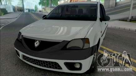 Renault Tondar (L90) for GTA San Andreas