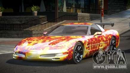 Chevrolet Corvette GS-U S2 for GTA 4