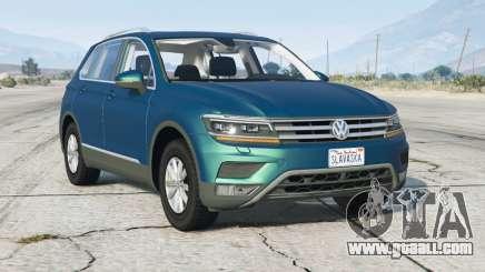 Volkswagen Tiguan 2018 v2.0 for GTA 5