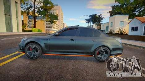 BMW M5e60 Deutisch Kamo for GTA San Andreas