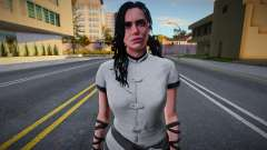 Female from Witcher 3 (good skin) for GTA San Andreas