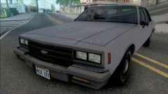 Chevrolet Impala 1986 LAPD Unmarked