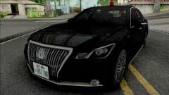 Toyota Crown Majesta 2014 Unmarked Patrol Car