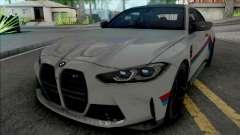 BMW M4 CS 2021