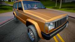 Jeep Grand Cherokee 1998 (Low Poly) for GTA San Andreas