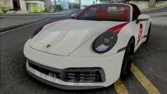 Porsche 911 Targa 4S 2022