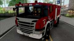 Scania P450 Pompierii