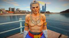 Dead Or Alive 5 - Brad Wong (Costume 2) 1 for GTA San Andreas