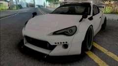 Toyota GT86 White