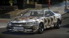 Nissan Skyline R34 PS-I S7 for GTA 4
