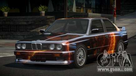 BMW M3 E30 GST U-Style PJ4 for GTA 4