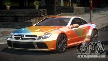 Mercedes-Benz SL65 U-Style PJ8 for GTA 4