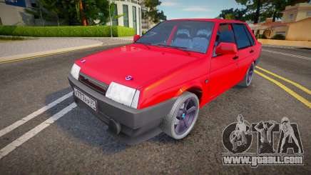VAZ 21099 (CR Team) for GTA San Andreas