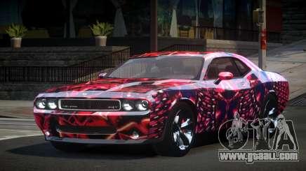 Dodge Challenger SRT US S4 for GTA 4