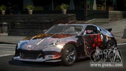 Nissan 370Z GT-S S5 for GTA 4