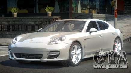 Porsche Panamera G-Tuned for GTA 4