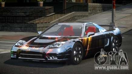Honda NSX GS S5 for GTA 4