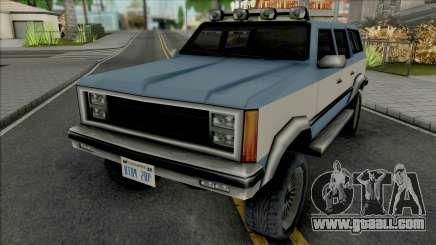 Rancher XL 1984 for GTA San Andreas
