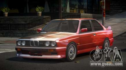 BMW M3 E30 GST U-Style PJ10 for GTA 4