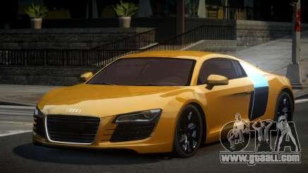 Audi R8 V8 for GTA 4