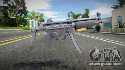 Remaster Mp5LNG for GTA San Andreas