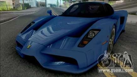 Ferrari Enzo 2002 [VehFuncs] for GTA San Andreas