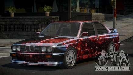 BMW M3 E30 GST U-Style PJ7 for GTA 4