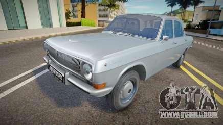 GAZ-24 (Volga) for GTA San Andreas