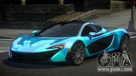McLaren P1 Qz S3 for GTA 4