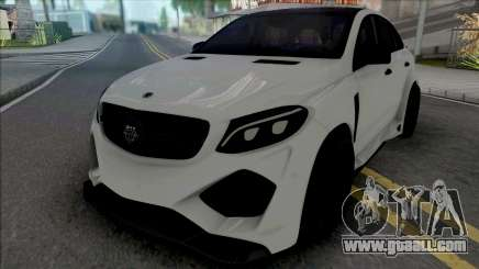 Mercedes-Benz GLE Coupe AMG Onyx G6 for GTA San Andreas