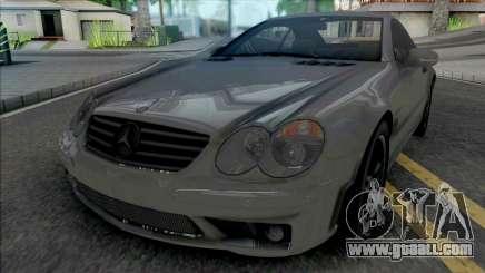 Mercedes-Benz SL65 AMG 2007 for GTA San Andreas