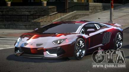 Lamborghini Aventador PSI Qz S1 for GTA 4