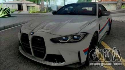 BMW M4 CS 2021 for GTA San Andreas
