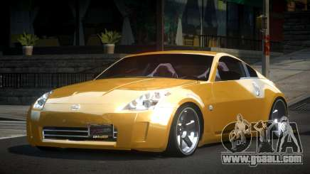 Nissan 350Z G-Tuned for GTA 4