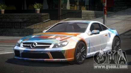Mercedes-Benz SL65 U-Style PJ1 for GTA 4