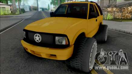 GMC Jimmy Lifted for GTA San Andreas