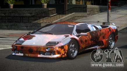 Lamborghini Diablo U-Style S1 for GTA 4