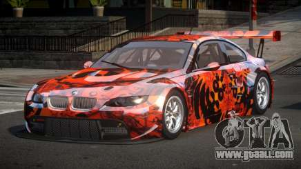 BMW M3 GT2 BS-R S5 for GTA 4