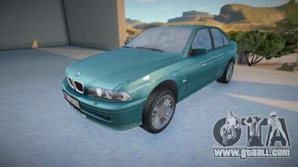 BMW M5 E39 Alpina for GTA San Andreas