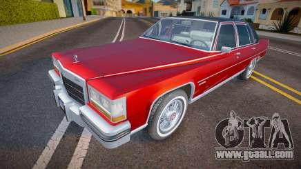 Cadillac Fleetwood for GTA San Andreas