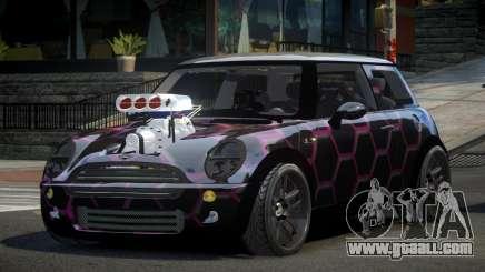 Mini Cooper Custom S4 for GTA 4