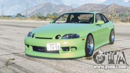 Lexus SC 300 1998〡Street for GTA 5
