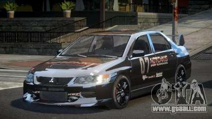 Mitsubishi LE IX S6 for GTA 4