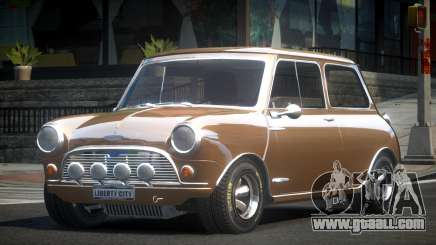 Mini Cooper PS-U for GTA 4